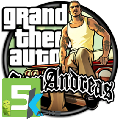 gta san andreas apk +data + mod free download 5kapks