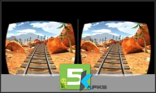 Cmoar Roller Coaster VR free apk full download