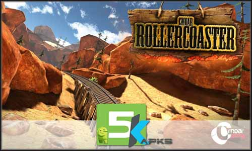 Cmoar Roller Coaster VR v1.1 Apk + Obb Data Free [Full Version]