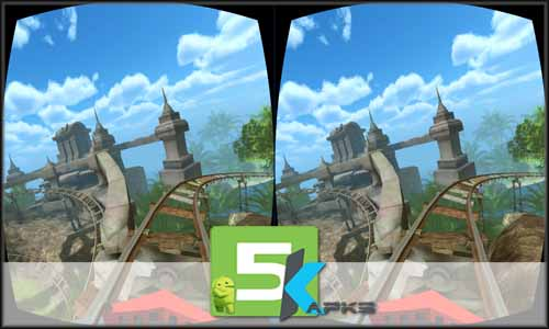 Cmoar Roller Coaster VR mod latest version download free apk