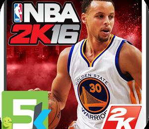 NBA 2K16 apk free download 5kapks