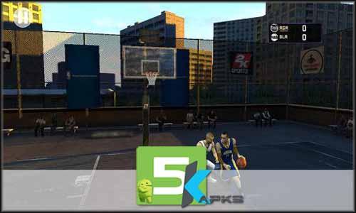 NBA 2K16 free apk full download 5kapks