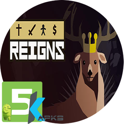 reigns apk free download 5kapks