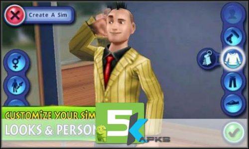 The Sims 3 Apk v1.5.21 Free Download + Obb [Paid Version] 5kapks