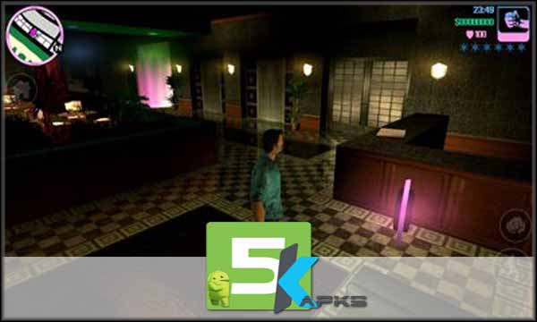 GTA Vice City v1 07 Apk + Obb Data Free [Full Version