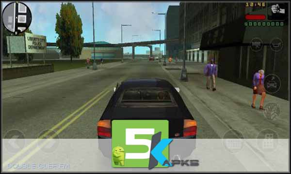 GTA Liberty City Stories android v2.2 Apk + Obb Data Free [Full Version] 5kapks