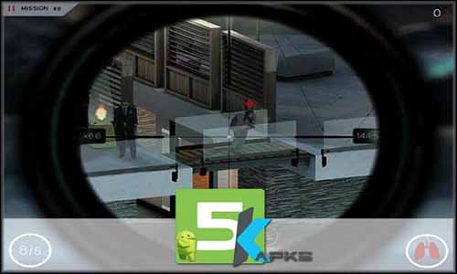 hitman sniper mod latest version download free apk 5kpks