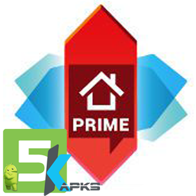 Nova Launcher Prime apk download free 5kapks
