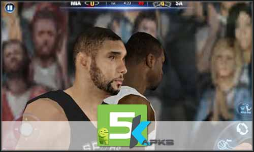 NBA 2K14 free apk full download 5kapks
