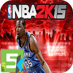 NBA 2K15 apk free download 5kapks