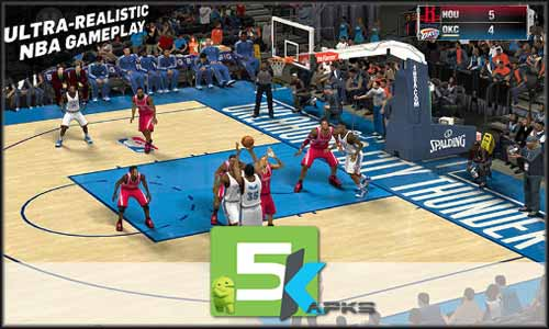 NBA 2K15 free apk full download 5kapks NBA 2K15 v1.0.0.58 Apk Free [paid Version]