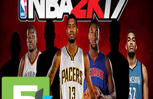 NBA 2K17 apk free download 5kapks