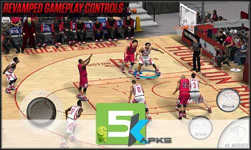 NBA 2K17 mod latest version download free apk 5kapks