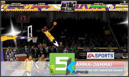 NBA JAM free apk full download 5kapks