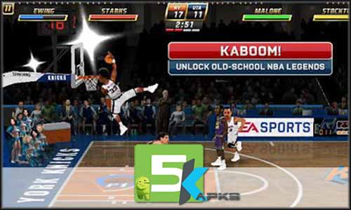 NBA JAM full offline complete download free 5kapks