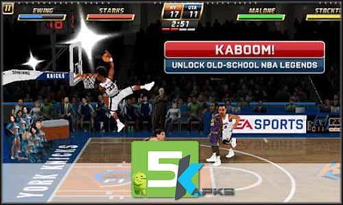 NBA JAM full offline complete download free 5kapks
