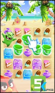 Angry Birds Match full offline complete download free 5kapks