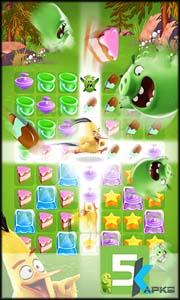 Angry Birds Match mod latest version download free apk 5kapks
