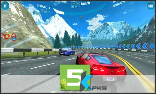 Asphalt Nitro v1.6.0g Apk Mod [Updated Version/Unlimited] Download 5kapks