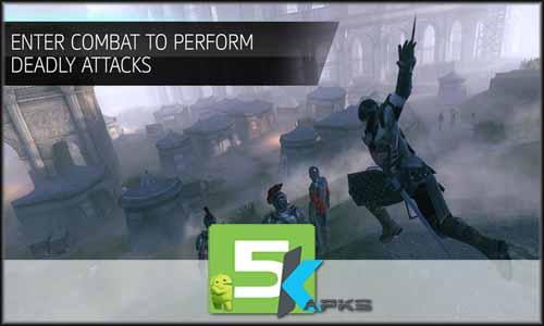 Assassin's Creed Identity mod latest version download free apk 5kapks