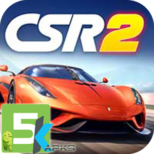 CSR Racing 2 apk free download 5kapks