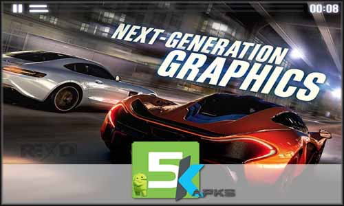 CSR Racing 2 v1.10.1 Apk +MOD+Obb Data [Updated Version] Download 5kapks