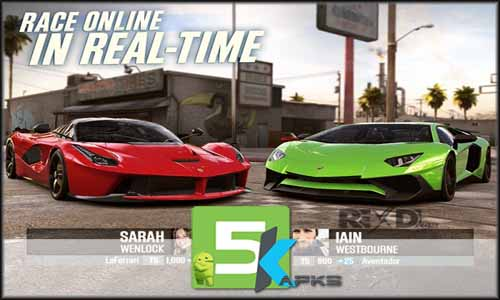 CSR Racing full offline complete download free 5kapks