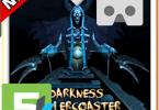 DARKNESS ROLLERCOASTER VR apk free download 5kapks
