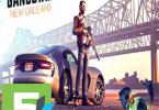 Gangstar New Orleans apk free download 5kapks