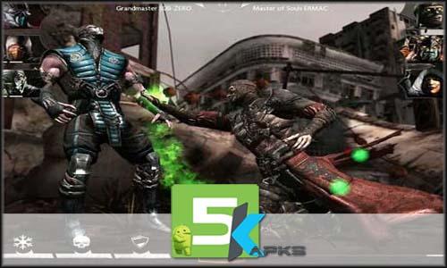 MORTAL KOMBAT X mod latest version download free apk 5kapks - 5kApks