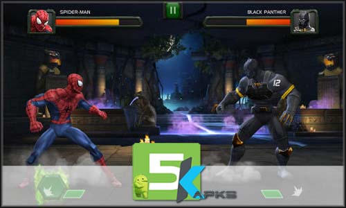 marvel contest of champions apk offline mod