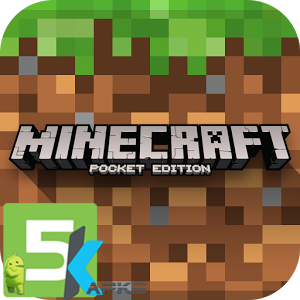 Minecraft Pocket Edition apk free download 5kapks