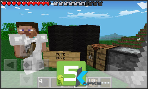 Minecraft Pocket Edition mod latest version download free apk 5kapks