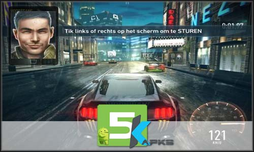 Need for Speed No Limits v2.0.6 Apk+ MOD+Obb Data [Adreno Updated] 5kapks