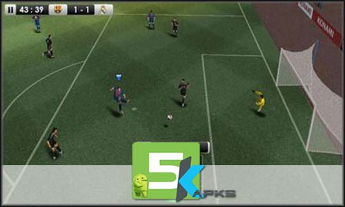 pes 2015 android apk + data full mod