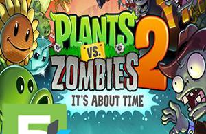 Plants vs Zombies 2 apk free download 5kapks