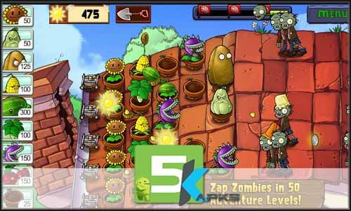 plants vs zombies download free full version game