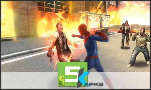 The Amazing Spider-Man 2 free apk full download 5kapks