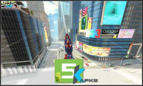 The Amazing Spider-Man v1.2.0 Apk+ Obb Data [Full Version] Download 5kapks