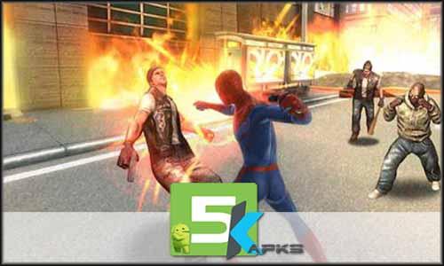 The Amazing Spider-Man full offline complete download free 5kapks