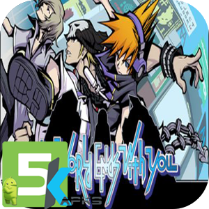 The World Ends With You apk free download 5kapks