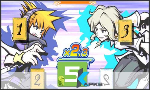 The World Ends With You full offline complete download free 5kapks
