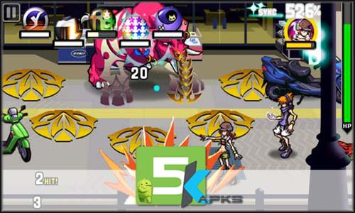 The World Ends With You mod latest version download free apk 5kapks