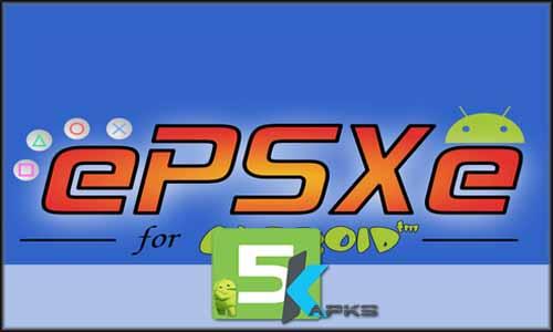 Epsxe for android v2.0.7 Apk [Updated/Full Version] Download Free 5kapks