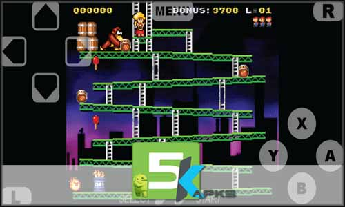 SuperRetro16 v1.6.27 Apk supergnes emulator+ [Roms] SNES Download 5kapks