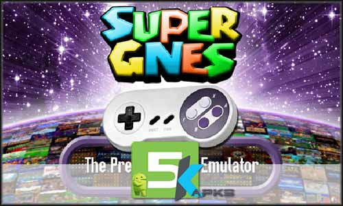 supergnes mod latest version download free apk 5kapks
