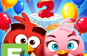 Angry Birds POP Bubble Shooter apk free download 5kapks