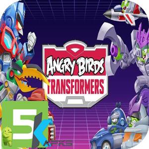 Angry Birds Transformers apk free download 5kapks