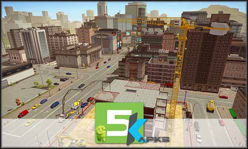 Construction Simulator 2 v1.03 Apk +MOD+OBB Data [Full Version] full download 5kapks
