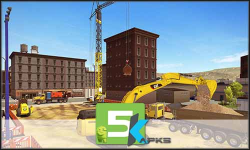 Construction Simulator 2 mod latest version download free apk 5kapks